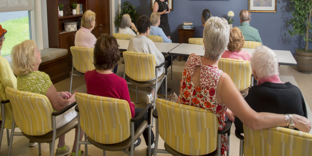 Research Shows Benefit of Education Programs for Early Stage Alzheimer's
