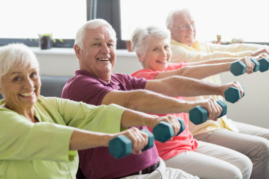 Exercise for Seniors: Fact vs. Myth