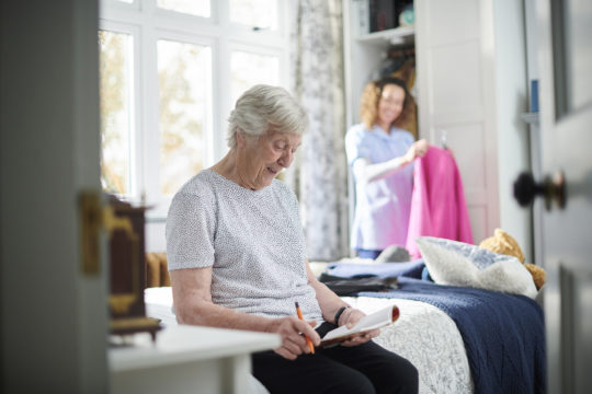 Beyond Care at Home: When Home is NOT the Best