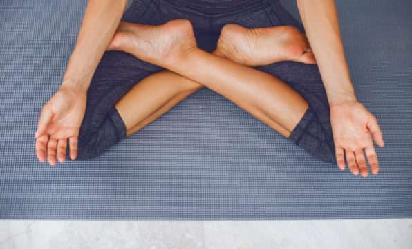 Six Stretches to De-stress Your Body and Refocus Your Mind