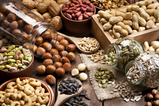 Spanish Study Shows Olive Oil and Nuts Pack a Brain Healthy Punch