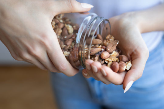 Enjoy a Handful of Nuts Every Day (a Mediterranean Diet Superfood)