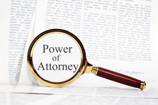 What is Durable Power of Attorney