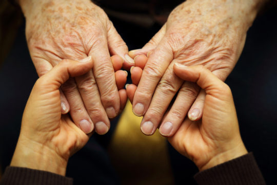 Spiritual Care of those with Alzheimer's and Dementia