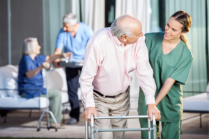 Hospice Care in Assisted Living