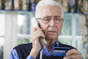 seniors financial scams