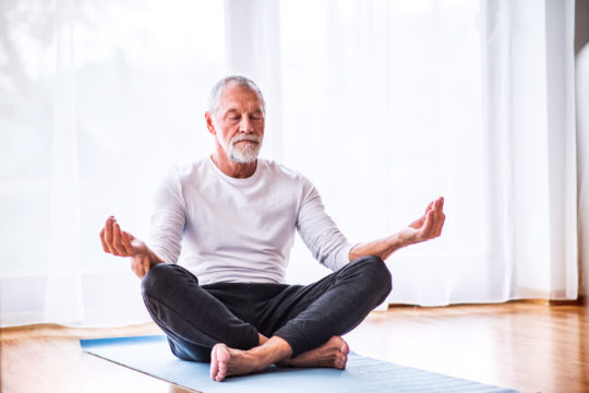 6 Reasons Why Caregivers Should Encourage Senior Yoga