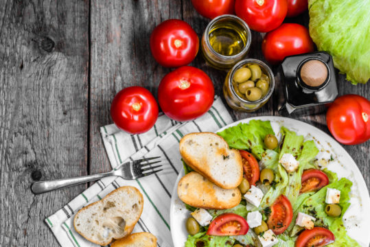 Cooking for One: Making Mealtime Easier
