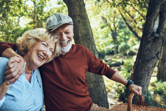 5 Excellent Reasons Seniors Should Spend Time Outdoors