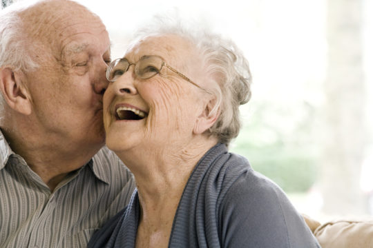 How to Connect With Your Loved One Who is Living with Alzheimer's