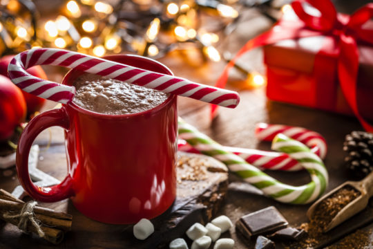 Brain Food: Guilt-Free Hot Cocoa for the Holidays!