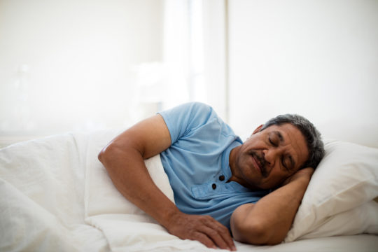 How to Get Better Sleep As You Age