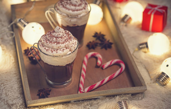 Rich & Smooth Hot Chocolate