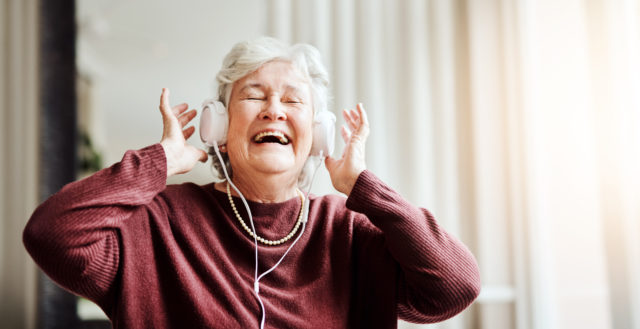 """Music is My """"go-to"""" when Caring for People with Dementia"""