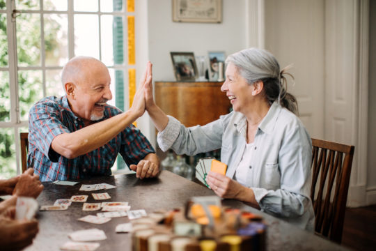 Assisted Living Can offer a Boost to Seniors with MCI