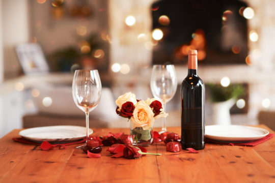 A Valentine's Dinner Full of Love and Health