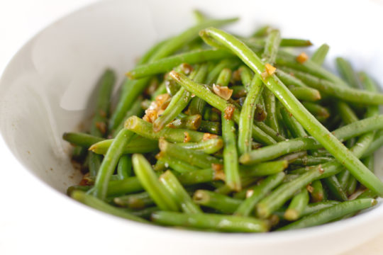 Haricots Verts (French Green Beans)