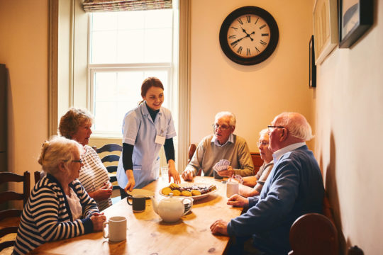 Choosing the Right Assisted Living Community: Advice from a Resident