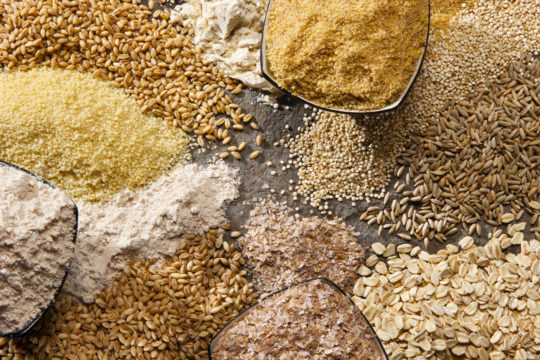 Whole Grains of the Mediterranean