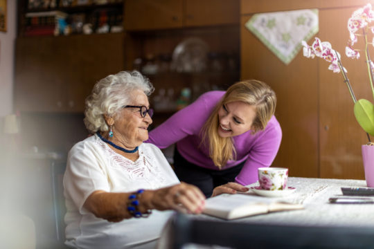 How do Assisted Living Residents Access End of Life Care?