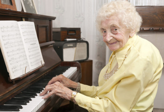 How One Assisted Living Community used Music to Help People with Alzheimer's