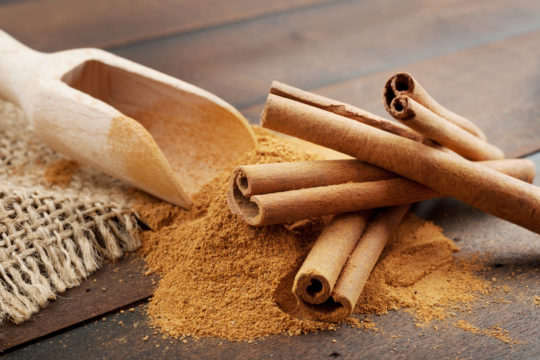30 Days / 30 Ways to Get Your Daily Dose of Brain Healthy Cinnamon!