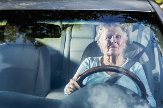 How do you break the news to Mom: You can't drive anymore?