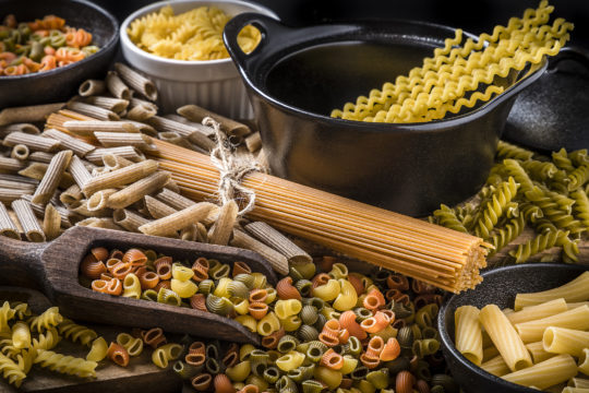 How to Have Your Pasta and Eat it Too