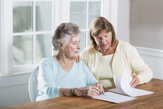 """How Seniors and Adult Children Can """"Talk Finances"""" Comfortably & Productively"""